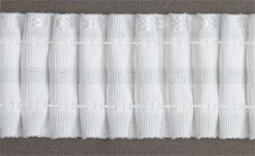 rufflette rubans fronceurs pour voilage tissus l gers. Black Bedroom Furniture Sets. Home Design Ideas