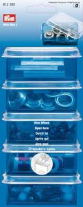 Mini boites couture et de rangement en plastique for Boite a couture plastique