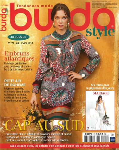 Les magazines Burda