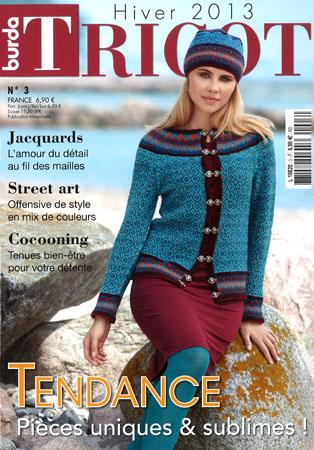 magazine de tricotage