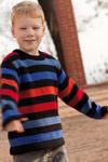 tricoter un pull 14 ans