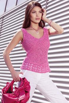 modeles tricot ete